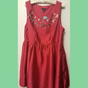 Red Bejewled Gorgeous👗